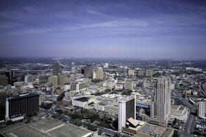 City of San Antonio, Texas.